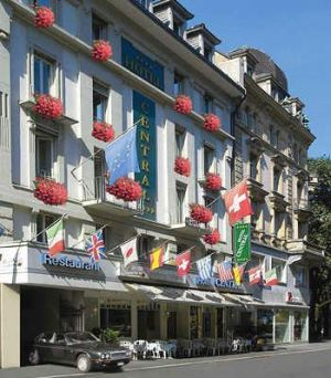 Hotel Central in Lucerne