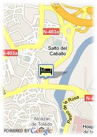 map-Hotel Mayoral