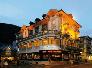 Hotel City Oberland in Interlaken