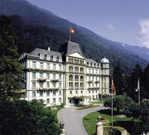 Hotel Lindner Beau Rivage in Interlaken