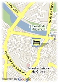 map-Hotel Paris Centro