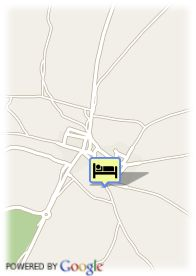 map-Hotel Layos Golf