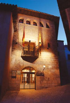 Hotel Albarracin in Teruel