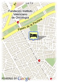 map-Hotel Chill Art Jardin Botanico