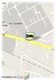 map-Hotel Gobeo Park
