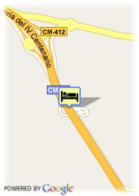 map-Hotel Almagro