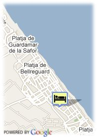 map-Hotel Playa Miramar