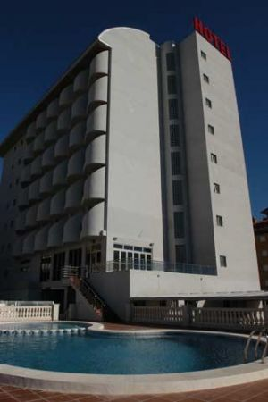 Hotel Playa Miramar in Playa De Miramar