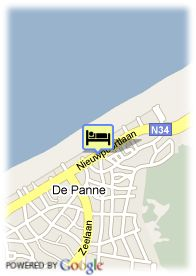 map-Hotel des Princes