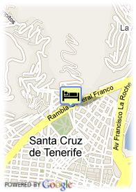 map-Hotel Contemporaneo