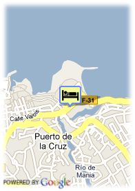 map-Hotel Be Smart Orotava Palace