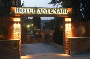 Hotel Antemare and Spa