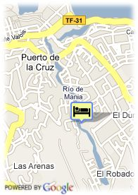 map-Hotel Playacanaria Spa