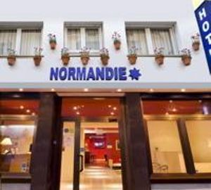 Hotel Central Normandie in Sitges
