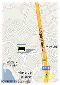 map-Sentido Jacaranda Hotel & Resort