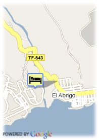 map-Sandos San Blas Hotel Reserva Ambiental and Golf