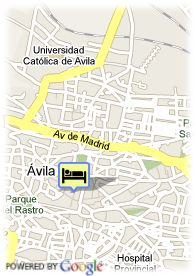 map-Hotel Las Cancelas