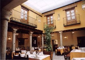 Hotel Las Cancelas in Avila
