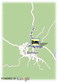 map-Hotel Real De Bohoyo