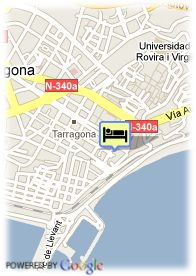map-Hotel Lauria