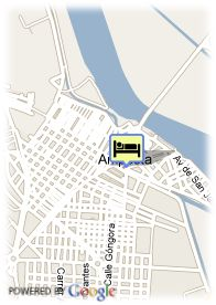 map-Hotel Montsia