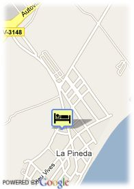 map-Hotel Gran Lla Hacienda
