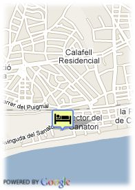 map-Hotel Le Meridien Ra Beach Htl & Spa
