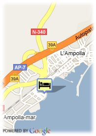 map-Hotel Flamingo