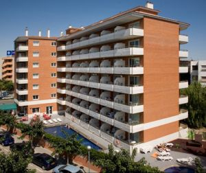 Apartaments Les Dalies in Salou