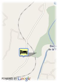 map-Hotel Heredad Mas Collet
