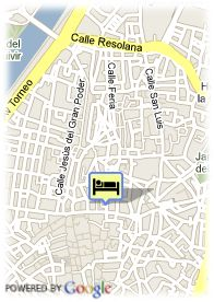 map-Hotel Ducal