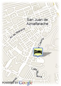 map-Hotel Sevilla Suites