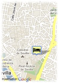 map-Hotel Rey Alfonso X