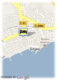 map-Hotel Celimar Centre