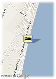 map-Casablanca Suites