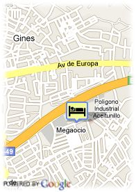 map-Aptos.Luxsevilla Bormujos