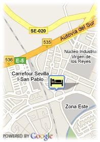 map-Aptos. Luxsevilla Palacio