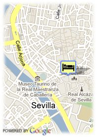 map-Hotel Hostal Da Vinci