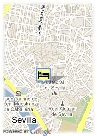 map-Hotel El Corral De San Jose