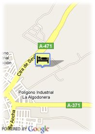 map-Hotel Cortijo Soto Real