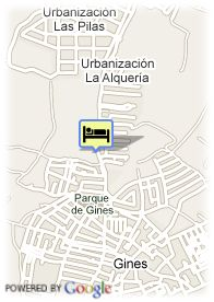 map-Hotel Vereda Real
