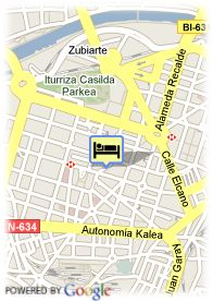 map-Hotel Ercilla