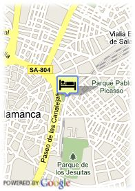 map-Hotel Castellano III