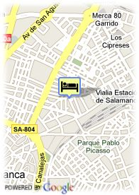 map-Hotel Castellano II