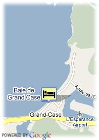 map- Pavillon Beach Residence