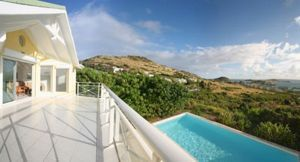 Villa Premium View in Saint Martin