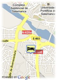 map-Hotel Eurowest