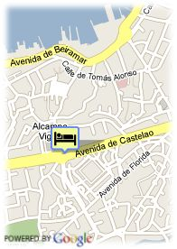 map-Hotel Coia