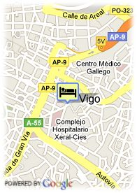 map-Hotel Ipanema