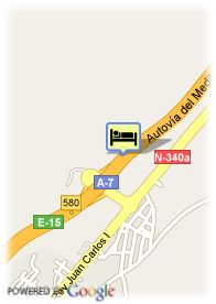 map-Hotel Riscal